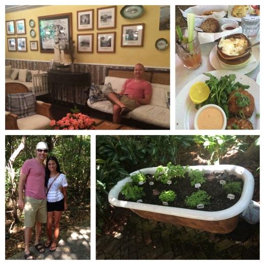 The Peacock Garden & Cafe