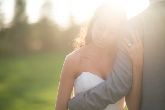 The sunset was the perfect end to our special day and led to some gorgeous pictures!