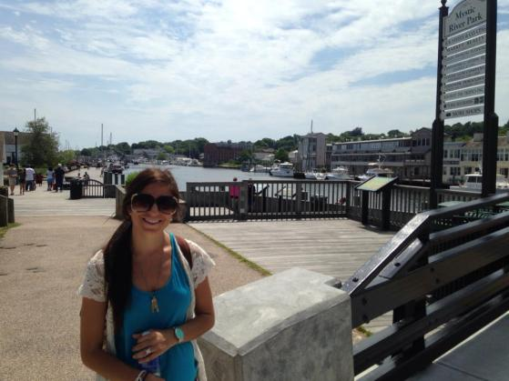 Mystic Seaport Area