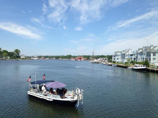 Mystic Seaport Area