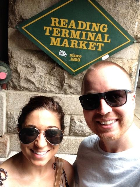 Reading Terminal Market!