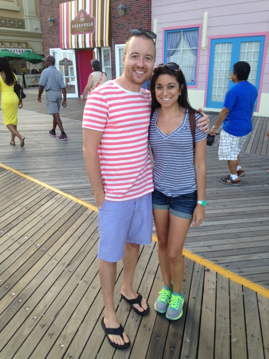 Atlantic City Boardwalk!