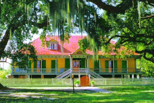 laura plantation